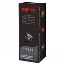 120 Capsule Kimbo Cialde compatibili Nespresso a scelta (napoli Intenso Armonia)