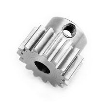1M 15T Motor Gear 8mm Metal Motor Convex Gear For 775 Gear Motor