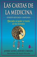 Las Cartas de La Medicina by Jamie Sams and David Carson (2014, Paperback)