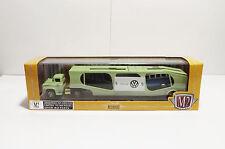 M2 MACHINES PREMIUM EDITION CHASE 1958 CHEVROLET LCF & 1960 VW MICROBUS NEW