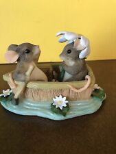"""Charming Tails """"Rowboat Romance� 83/801"""