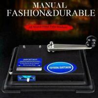Cigarette Rolling Machine Hand Operation Roller Maker Tobacco Injector Machine,
