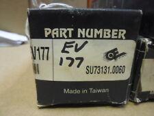80-89 Fits Subaru GL/80-87 Subaru DL OE Brand Front Inner Tie Rod End EV177 H191