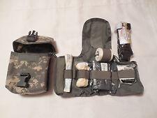US Military Army ACU IFAK Improved First Aid Kit Molle USGI Medic Medical