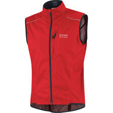 Red Cycling Vests