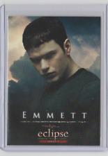 THE TWILIGHT SAGA ECLIPSE TRADING CARD Kellan Lutz as Emmett #88