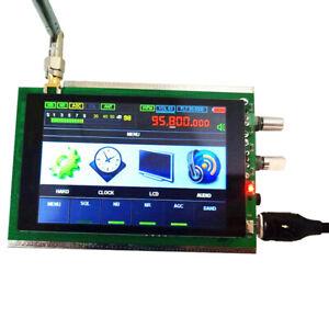 50KHz - 200MHz Malachite DSP SDR Radio Malahit DSP SDR HAM Receiver 3.5 in md