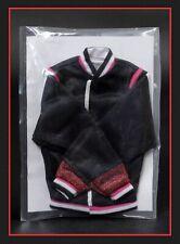 2014 SDCC Exclusive Mattel MONSTER HIGH MANNY TAUR Varsity Letterman Jacket RARE