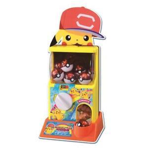 Pokemon Pikachu Gashapon gachapon Machine capsule Gacha Pokeball toy vending UK