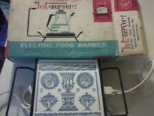 Vintage Hot Server Electric Food Warmer Garth Products WORKS