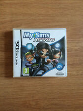 MySims Agents (No Manual) for Nintendo DS
