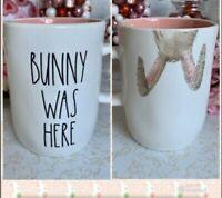 Rae Dunn By Magenta (Bunny Was Here)  Mug *Free USPS Shipping*