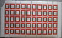 s1945) Belgien Probedruck Bogen 1978  -  Belgie Proefdruk Belgique