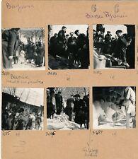 BAYONNE c. 1935 - Marché au Jambon Pays Basque - PLC 7
