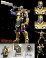 SHF S.H.Figuarts Marvel Avengers Endgame Thanos PVC Action Figure Collect IN BOX