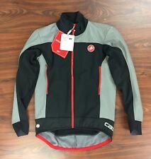 Castelli Mortirolo Reflex Cycling Jacket Men's Large New