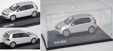 Schuco 5K0099300A7W VW Golf VI 1.4 TSI 5-türer, reflexsilber metallic, 1:43