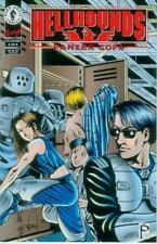 Hellhounds-chars flics # 4 (of 6) (kamiu Fujiwara) (États-Unis, 1994)