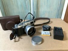 Fuji x100s With Extras