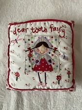 Tooth Fairy Pillow Pocket