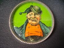 vintage dexterity puzzle game hand held lardge /Jeu d'adresse ancien
