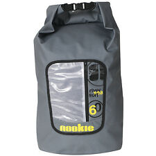 Nookie 60L Dry Bag/Dry Pack/Rucksack 2-way closure back pack with zipped pocket