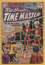 Showcase #26 DC Comics 1960 Rip Hunter Joe Kubert Cover and Interiors VG-