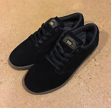 Huf Hufnagel Pro Size 9.5 US Black BMX DC Skate Shoes Keith Hufnagel Deadstock