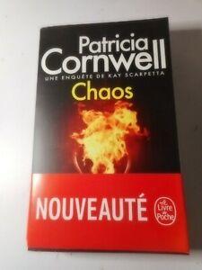 Livre - Roman - Patricia Cornwell - Chaos