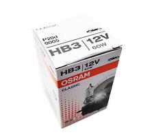 Osram Standard HB3 9005 OEM Original Halogen Bulbs 12V/60W ,Pack of 1