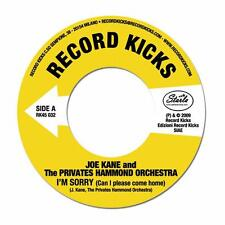 """Joe Kane And Privates Hammond Orchestra I'm Sorry (Can I Please Come Home) 7"""""""