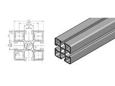 Aluminium Montageprofil 6000 x 45 x 45 mm CNC Fräse Fräsmaschine Portalfräse Alu
