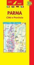 PARMA PIANTA CITTÀ E PROVINCIA 1:10.000 [CARTINA/MAPPA/CARTA] BELLETTI