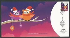 "FDC E 705 Nederland ""Decemberzegels"" 2014"
