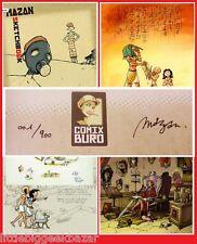 Sketchbook; Mazan - Mazan