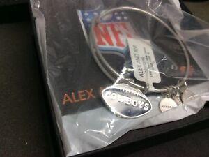 Alex & Ani Dallas Cowboys Bracelet (#2246)