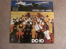 Tamba USA Varig  DC-10 RCA Estereo 103 0081