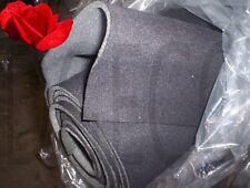 Dark Gray  Automotive Upholstery Headliner Fabric 3/16