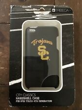 *NEW* USC TROJANS CASE COVER APPLE ITOUCH 4TH GENERATION FREE SHIPPING BN24