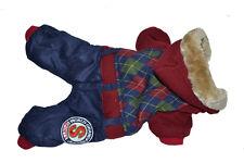Drap Manteau pour Chien Veste D'Hiver Hundewinterjacke Hundewinterkleidung