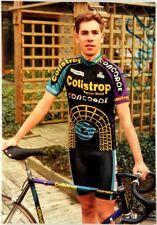 (C2/943) Cartoncino Ciclismo Kurt Van Lancker Autografo Originale – Collstrop