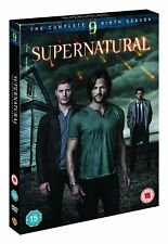 Supernatural - Season 9 [2015] (DVD)