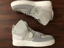 "official photos 63961 1fcb9 Nike Air Force 1 High PSNY ""Grey Matte-Silver"" Size 11  AO9292"