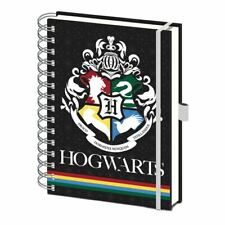 Harry Potter Hogwarts Stripe Hardback A5 Daily Planner