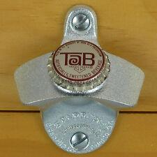 TAB soda BOTTLE CAP Starr X Wall Mount Opener NEW!