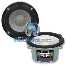 "2 MIDS ONLY KAPPA PERFECT INFINITY 6.5"" PRO 400W MIDRANGES MID-BASS SPEAKERS NEW"