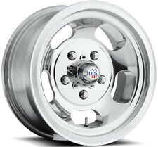 "17"" US MAGS U101 Indy Polished 17x10 Wheel SET 17INCH RIMS Trucks US MAGS"