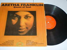 Aretha Franklin-Queen Of Soul-LP escaso 1966 Reino Unido