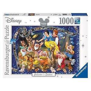 Ravensburger Disney Moments 1937 Snow White 1000 Piece Jigsaw Puzzle