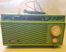 Sanyo Vintage Transistor Radio for parts Corvette R-S56543 S-10G25 1.5W R-W6161